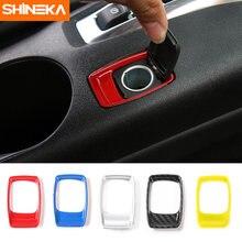 Shineka автомобильный Стайлинг abs 5 цветов прикуриватель декоративная