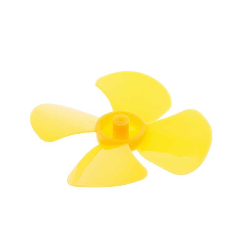 Hélice de plástico de cuatro hojas para Aeromodelismo RC