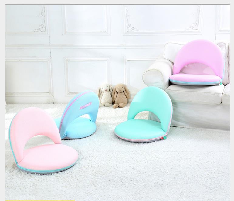 5 в 1 детское кресло для кормления грудью кресло для мамы Подушка для ребенка обучающее сиденье диван кровать складной Регулируемый Детский - 2