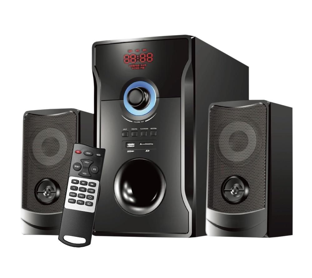 2.1 bluetooth Speaker wireless Subwoofer Music Movies