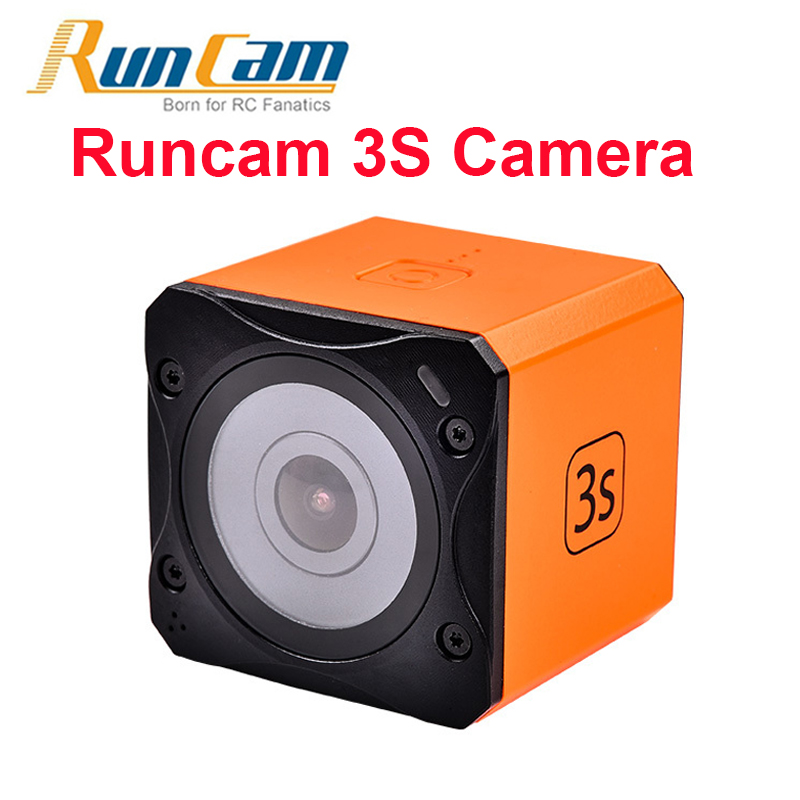 Runcam 3S Runcam3S NTSC / PAL Switchable design for FPV WIFI Connection and Replaceable Battery Runcam3 for Racing FPV DroneRuncam 3S Runcam3S NTSC / PAL Switchable design for FPV WIFI Connection and Replaceable Battery Runcam3 for Racing FPV Drone