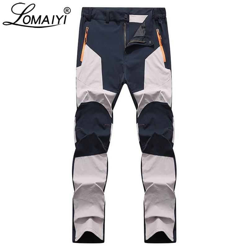 LOMAIYI Stretch Man Pants Casual Mens Spring Autumn Waterproof Sweatpants Men s Trousers Male Slim Fit Innrech Market.com
