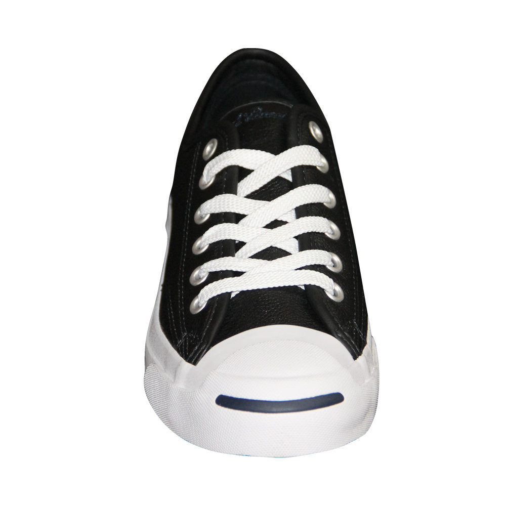 9430f4c6b02b97 Converse new JACK PURCELL sneakers shoes man and women Unisex PU Leather  black white color Skateboarding Shoes 101503 101509-in Skateboarding from  Sports ...