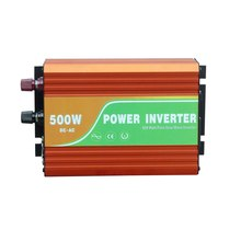 Powerful 500W 12V DC 110V AC Off Grid Pure Sine Wave Power Inverter for Home