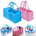 Portable Mummy Bag Bottle Storage Multifunctional Separate Bag Nappy Maternity Handbag Baby Tote Diaper Organizer