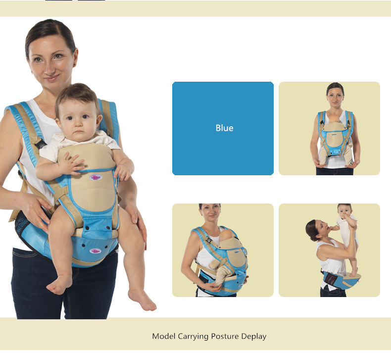 Aliexpress Com Buy Ergonomic Baby Carrier 360 Breathable Backpack