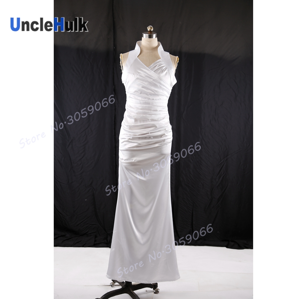 High Quality Final Fantasy XV: Lunafreya Nox Fleuret Costume Princess Evening Dress Halloween Cosplay Costume | UncleHulk