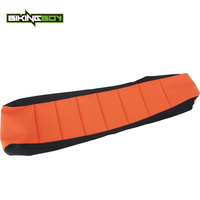 BIKINGBOY MX Offroad Bike Ribbed Gripper Soft Seat Cover For KTM SX SX F EXC EXC