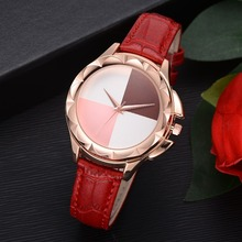 Luxury/Fashion Brand Women Watches PU/Leather Ladies Wristwatches Simple Quartz Female Watch Waterproof Clock Reloj Mujer 2019 цена