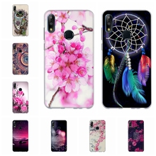 For Asus Zenfone Max Pro M2 ZB631KL Case TPU For Asus Max Pro M2 ZB631KL Cover Tower Pattern For Asus Max Pro ZB631KL Capa Bag asus a88x pro