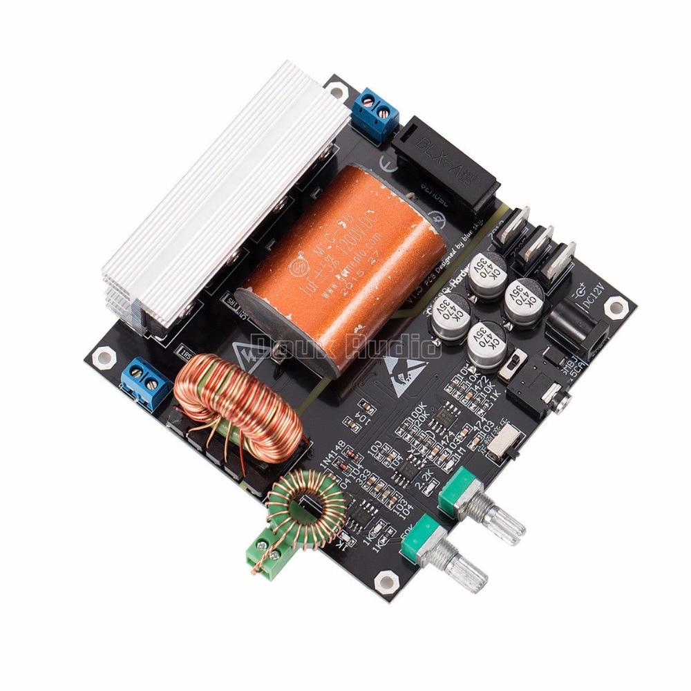 Carte d'entraînement intégrée Douk Audio SSTC bobine à semi-conducteurs finie Tesla TC