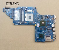 682170 501 Free Shipping laptop motherboard 682170 001 for HP Pavilion DV6 DV6 7000 630M/2G Notebook PC systemboard 100% Tested