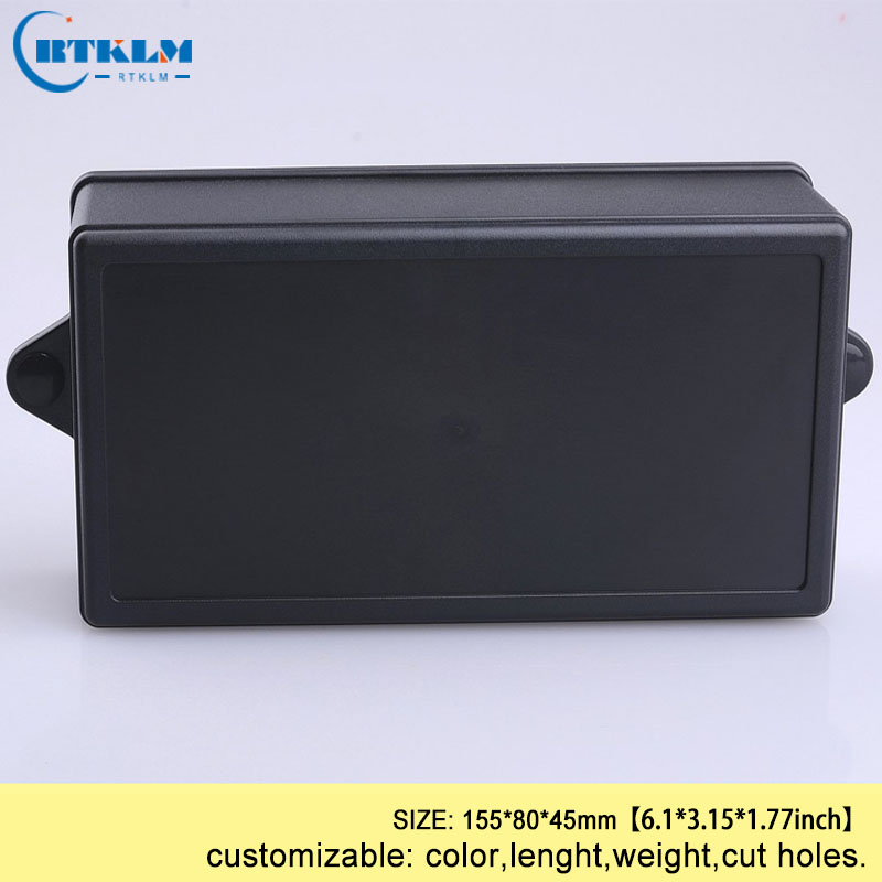 ABS plastic project box wall mount junction box DIY enclosures for electronics distribution box instrument case