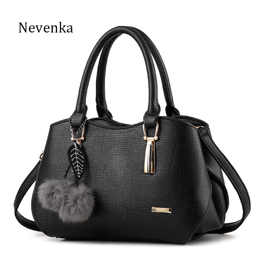 Nevenka Women Handbags Leather Lady Shoulder Bags Fashion Pleated Chains Solid Messenger Crossbody Bags Party Luxury Tote Sac women shoulder bags leather handbags shell crossbody bag brand design small single messenger bolsa tote sweet fashion style