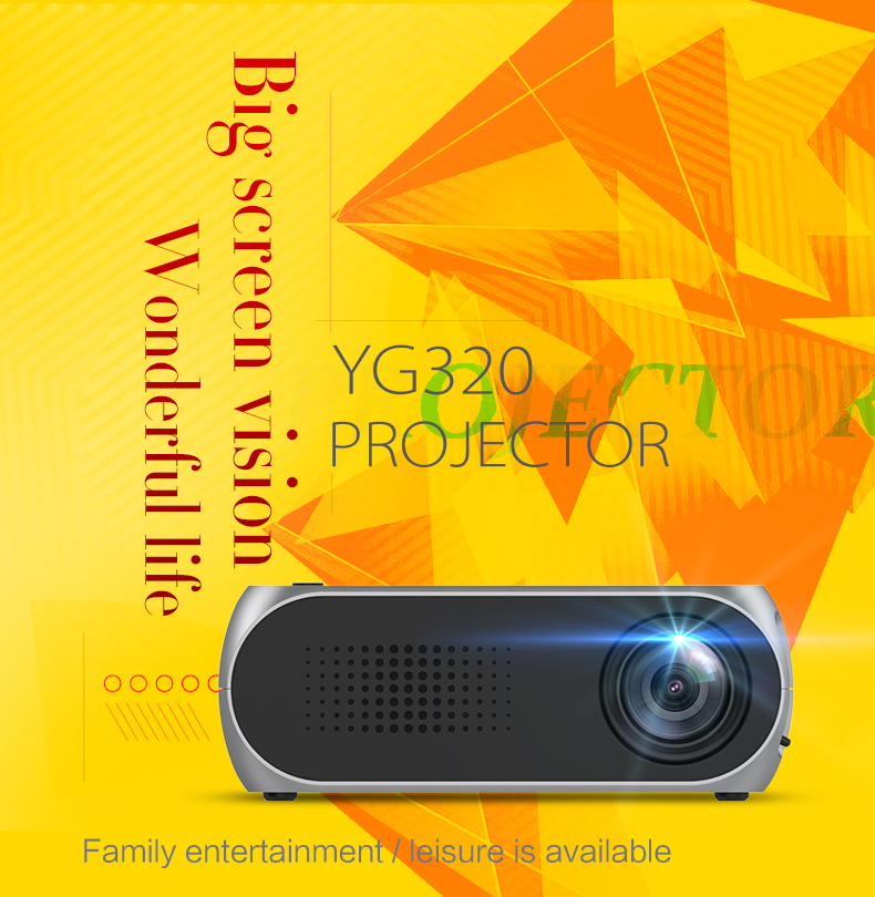 YG320 mini led projector (16)