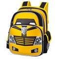 2016 New 3D Students School Bags Waterproof Cartoon Backpacks Boy School Backpack Satchel Mochila Girls Schoolbags For Class 1-3