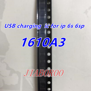 Image 1 - 30pcs/lot 1610A3 USB charger charging ic for iphone 6S 6SPLUS