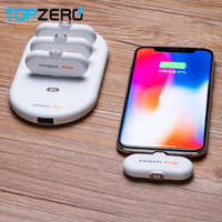FingerPow Mini Magnetic Charging PowerBank Finger Pow Emergency Mobile Power Portable Magnetic Mobile Fast Charger Power Bank