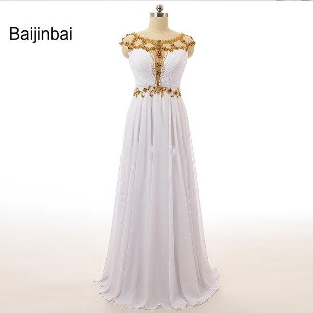Shirred Evening Dress
