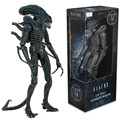58 cm colección original pantalla juguete neca aliens xenomorph warrior predator 1/4 escala grande estupenda del pvc figura de acción modelo doll