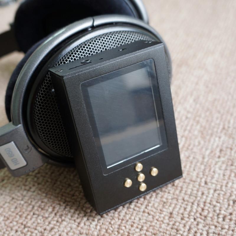 Zishan DSD AK4497EQ profesional música sin pérdidas MP3 HIFI fiebre portátil sin pérdidas reproductor de música AK4497EQ DSD difícil solución AK4497