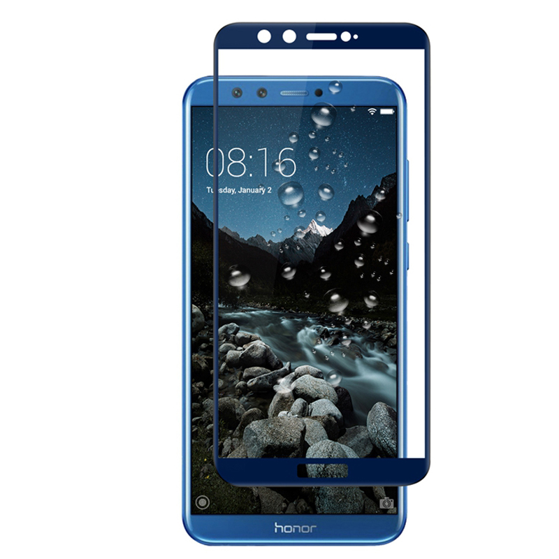 Image 3 - Tempered Glass on honor 9 lite screen protector For Huawei honor 9 lite 10 Light honor10 9lite honor9 Protective Glas Film Cover-in Phone Screen Protectors from Cellphones & Telecommunications