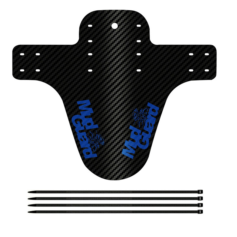 New Bicycle Mudguard Carbon Twill Ultralight Bike Fenders Front rear Mudguard Mtb Mountain Rad Bike Accessories Fat Tire Fenders in fenders from Sports Entertainment