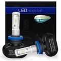 S1 H4 H7 H1 H3 9005 9006 H8 H11 LED Headlights Car 72W 8000LM 2 Years Warranty 9012 H16 H7 LED Headlight Super Bright Fog Lamp