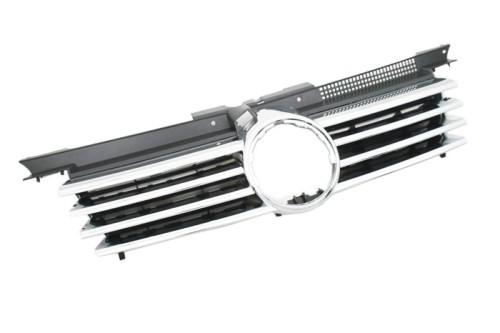 Chrome Front Center Grille for Jetta / Bora MK4|Racing Grills| |  - title=