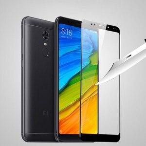 Image 2 - Szkło RONICAN do Xiaomi Redmi 5 Plus ochraniacz ekranu Ultra cienki do Xiaomi Redmi Note 5 Pro szkło ochronne do Redmi 5 Plus