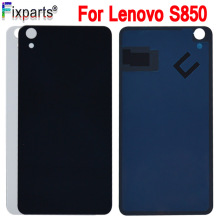 NEW For Lenovo S850 Back Cover Case Battery Door Housing Replacement Parts For Lenovo S850 Case battery cover стоимость