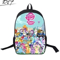 New arrival 2016 My Little Pony bag for kids cartoon backpack Little Pony kids backpack gift for xmas free shipping