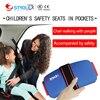 Best Price Mini Portable Folding Child Kids Car Vehicle Safety Seat Back Cushion