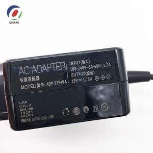 Image 5 - Eu 19v 1.75A 33 ワット 4.0*1.35 ミリメートルacラップトップ充電器電源アダプタasus ADP 33AW S200E X202E x201E Q200 S200L S220 X453M F453 X403M