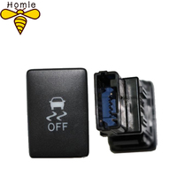 Homie Free Shipping NEW Auto Switch Button 15C629 For Toyota 4 Pins