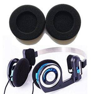 Image 3 - Sıcak satış 6 adet/grup yedek kulaklık kulak pedleri kulak yastıkları sünger yumuşak köpük yastık Koss Porta Pro PP PX100 kulaklıklar