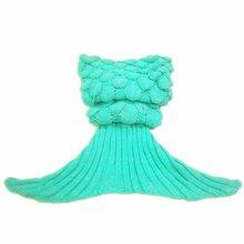 CAMMITEVER Mermaid Blanket
