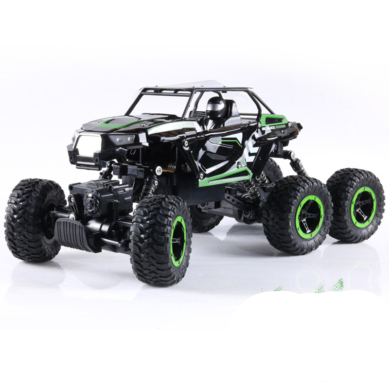 1:12 4WD RC Cars Updated Version 34cm Radio Control RC Cars Toys Buggy 2018 High speed Trucks Off-Road Trucks Toys for Children