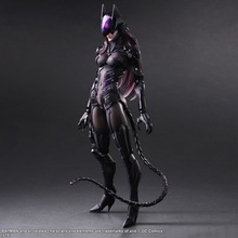 1/7 scale figure doll Batman Comics version catwoman 10″ action figure doll Collectible Figure Plastic Model Toys