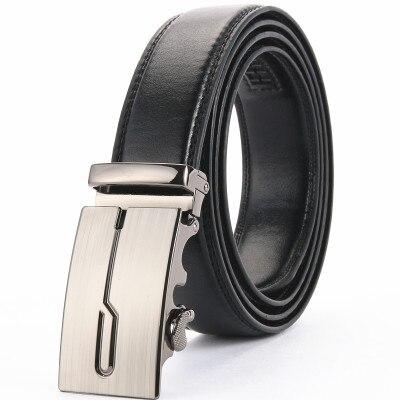 top layer genuine leather buckle Dress accessories belt Wedding groomsmen gift designer belt men high quality