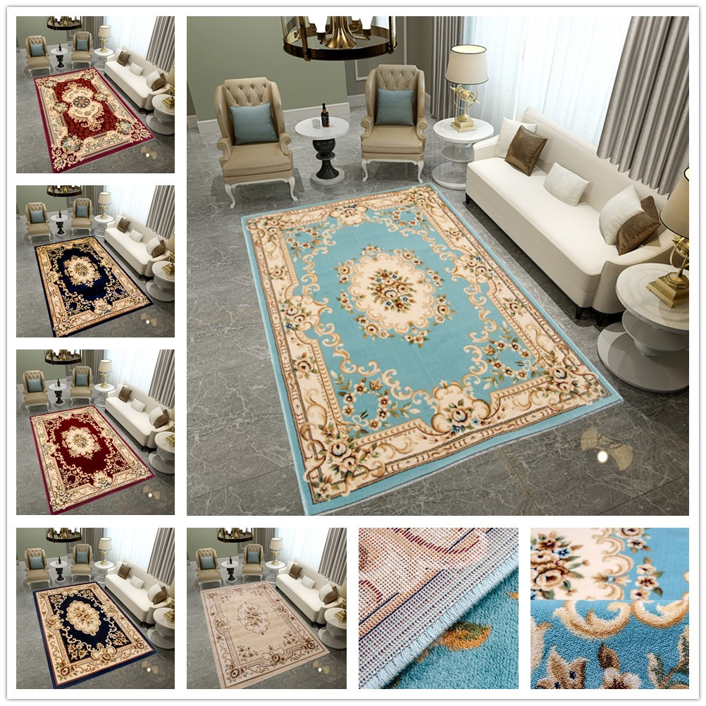 Europe Classic Palace Carpets For Living Room Home Area Rugs For Bedroom Coffee Table Floor Mat Study/Soft Wilton Rug And Carpet|Carpet| - AliExpress