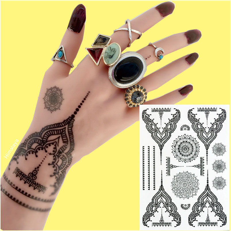 Grosir Pretty Tattoos For Women Gallery Buy Low Price Pretty