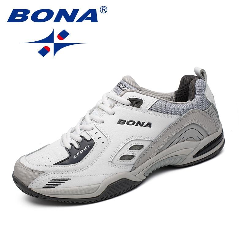 FOI Nouveau Style Populaire Hommes Chaussures de Jogging En Plein Air Sneakers Lace Up Hommes de Sport Chaussures De Tennis Confortable Lumière Douce Livraison Gratuite - 2