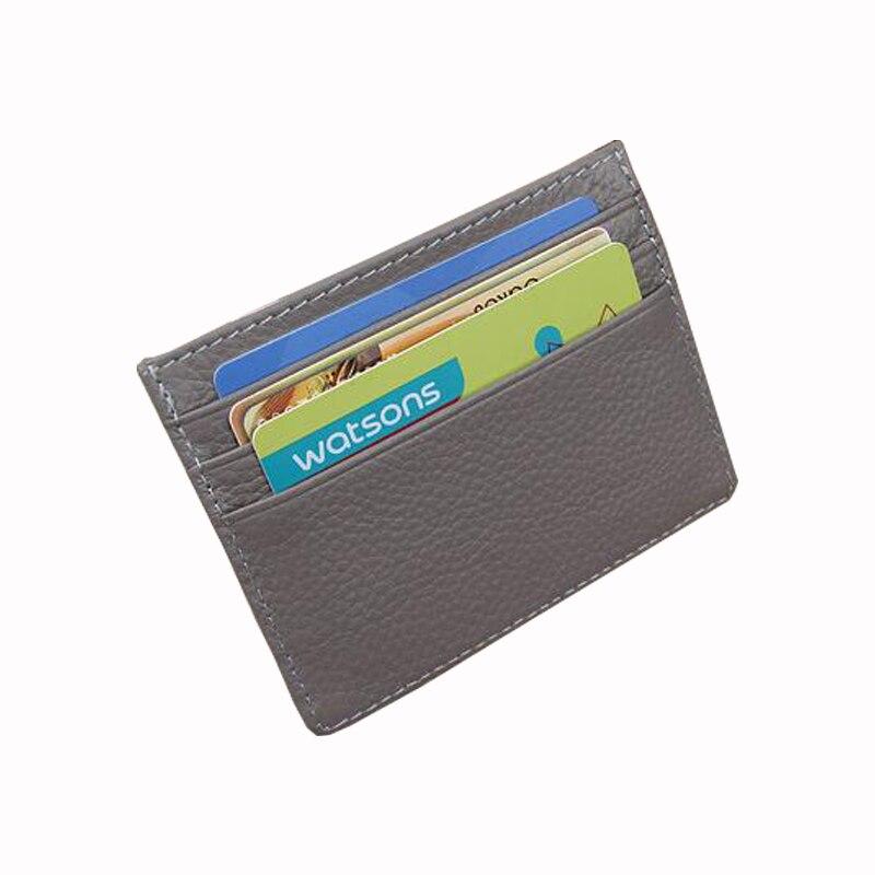 Fashion Business Card Wallet Women ID Credit Card Holder Coin Purse ...