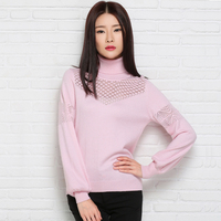 2015 Fashion Women Sweaters And Pullovers Sueter Femme Winter Tricot Knitted Cashmere Wool Knitwear Coat Top