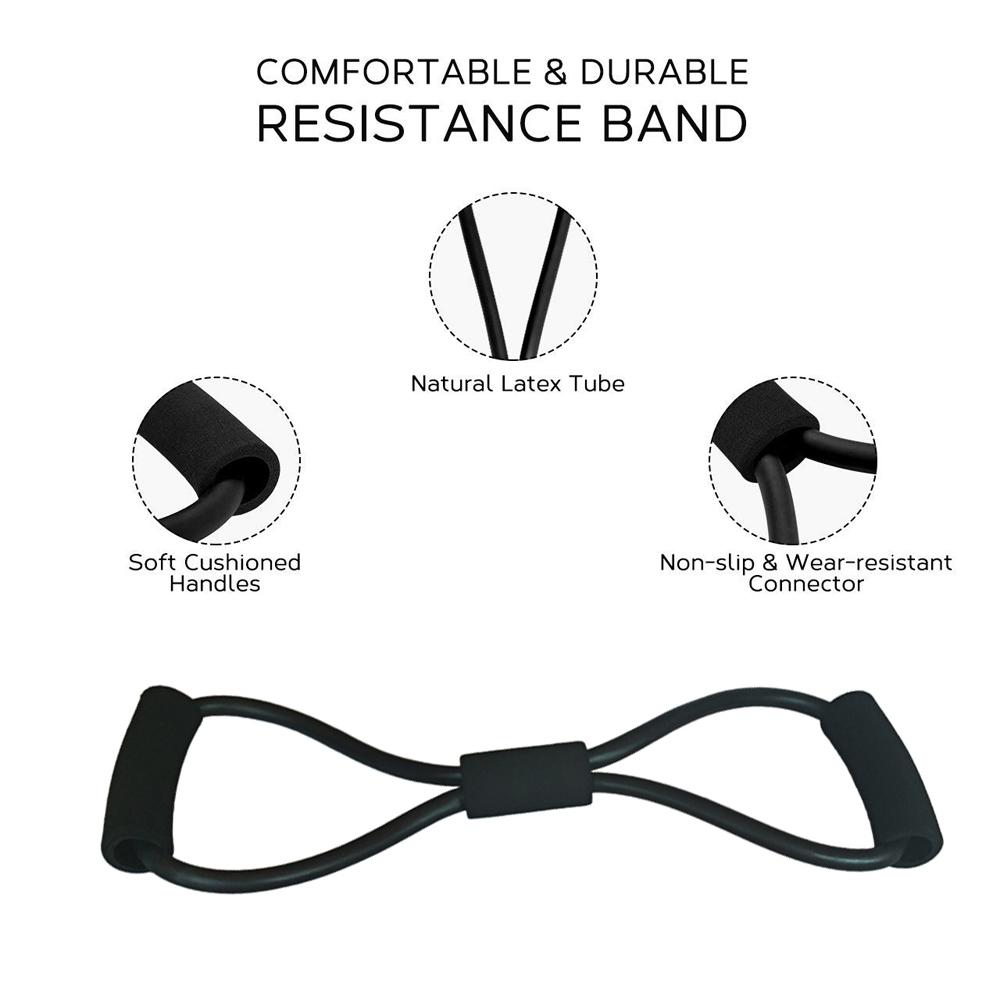 Bandas de resistencia para ejercicio físico 2