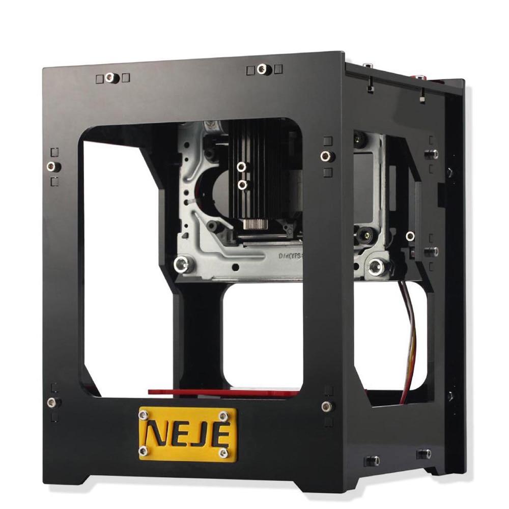 NEJE DK BL 1500mw USB Bluetooth Laser Engraver Machine cnc crouter cnc laser cutter 3D Printer