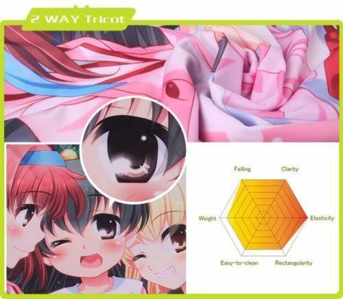 Azur Lane Dakimakura Prinz Eugen Anime Girl Hugging Body Pillow Case Cover 2