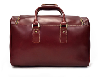Real Cow Leather Men Duffel Bags Hign Quality Genuine Leather Luggage Bags Large Capacity Casual Travel Bags lfb04