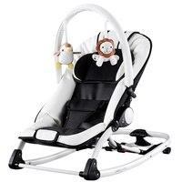 Chbaby Music Rocking Chair Baby Bed Rocking Children Cradle